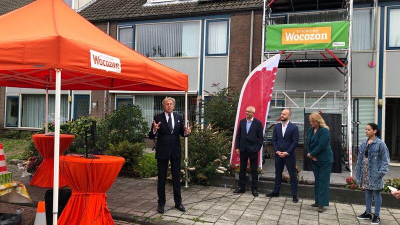 1.500.000ste Installatie door Wocozon in NL