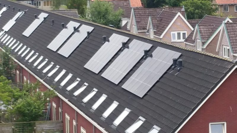 Wocozon zonnestroom - de voordeligste stroom van Nederland via uw eigen dak van uw sociale huurwoning