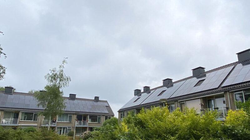 Patrimonium Barendrecht | Wocozon zonnepanelen