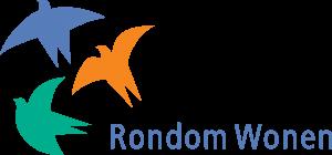 Logo Woningcorporatie Rondom Wonen met Wocozon zonne-installaties