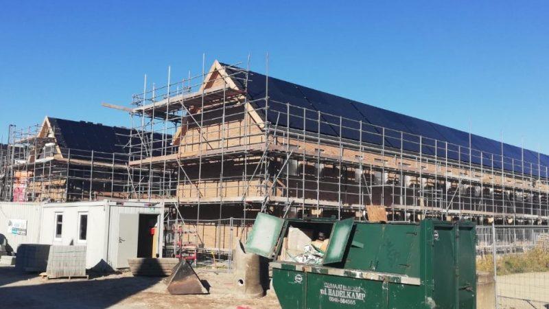 Wocozon helpt ook nieuwbouw woningen te verduurzame.