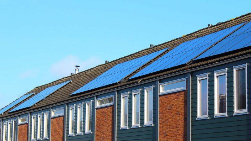 Steeds meer zonne-energie projecten voor huurders in Overijssel met opschaling door Wocozon