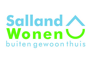 Salland wonen logo