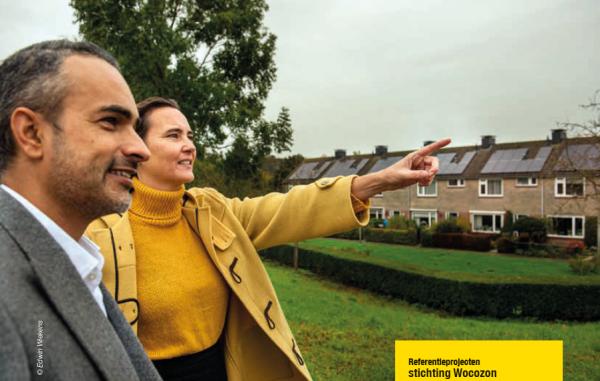 Wocozon een van de winnaars van de Woonstad Rotterdam Energie Challenge door haar duurzame oplossing.