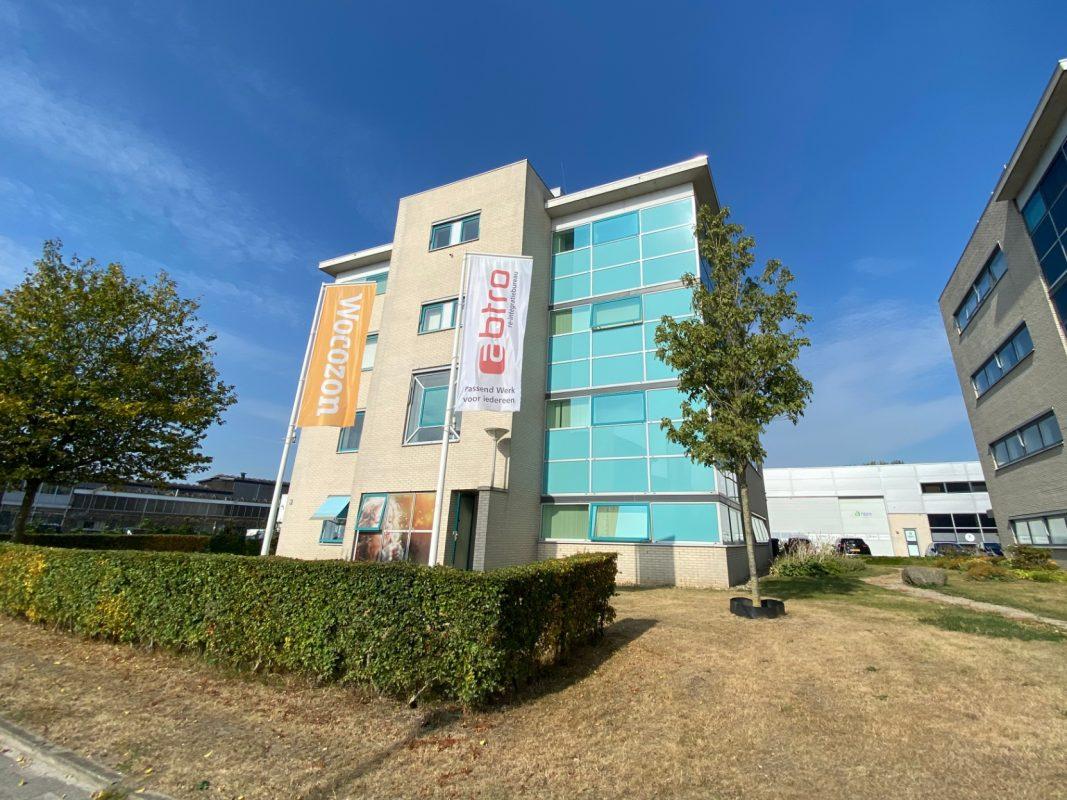 Wocozon Utrecht kantoor - zonnepanelen sociale huur - 2020